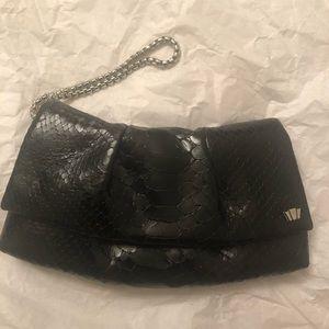 Henri Bendel clutch purse